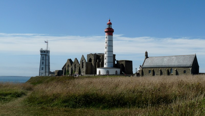 La pointe saint mathieu finistere