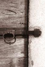 La porta chiusa