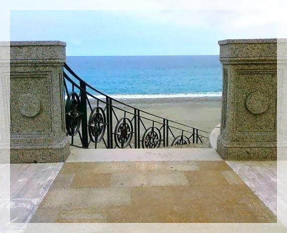 la porta del mare