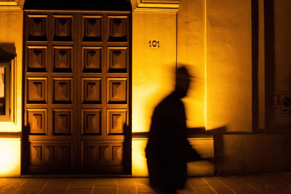 La porta dell'aldilà