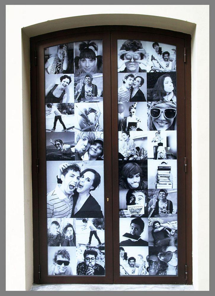 La porta....dai mille volti.....