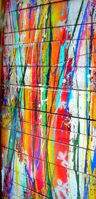 La porte aux milles couleurs.