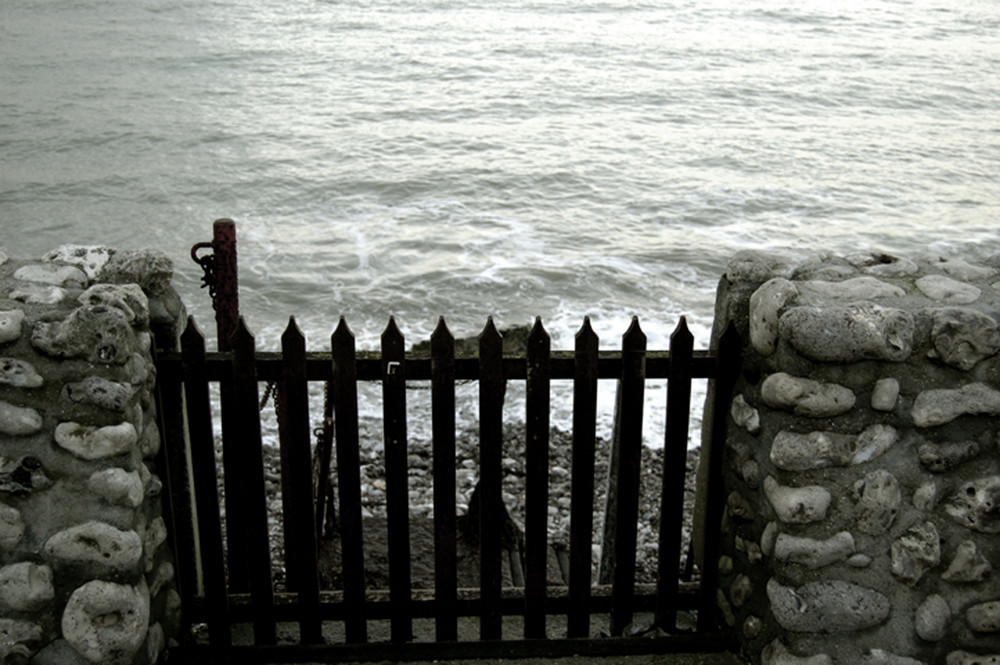la porte de l'ocean