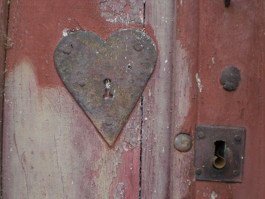 La porte de mon coeur