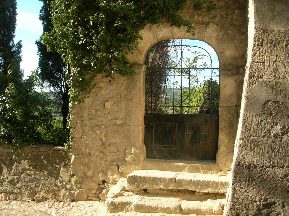 La porte de Vaison