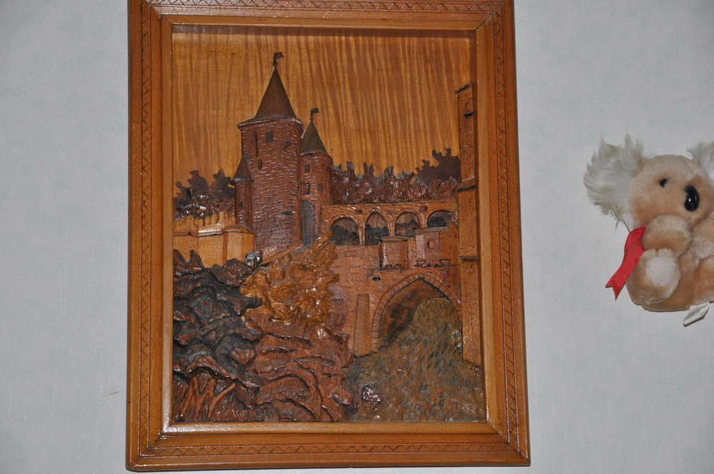 "La ""Porte des Allemands"" de Metz"