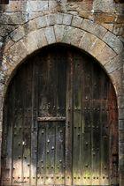 La porte du Donjon