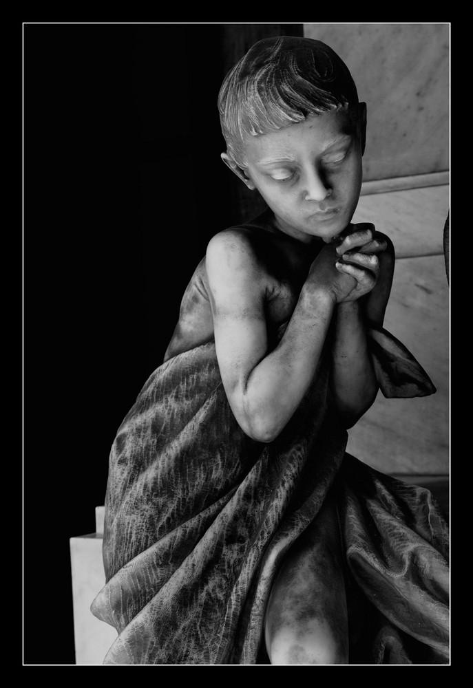 la preghiera del fanciullo
