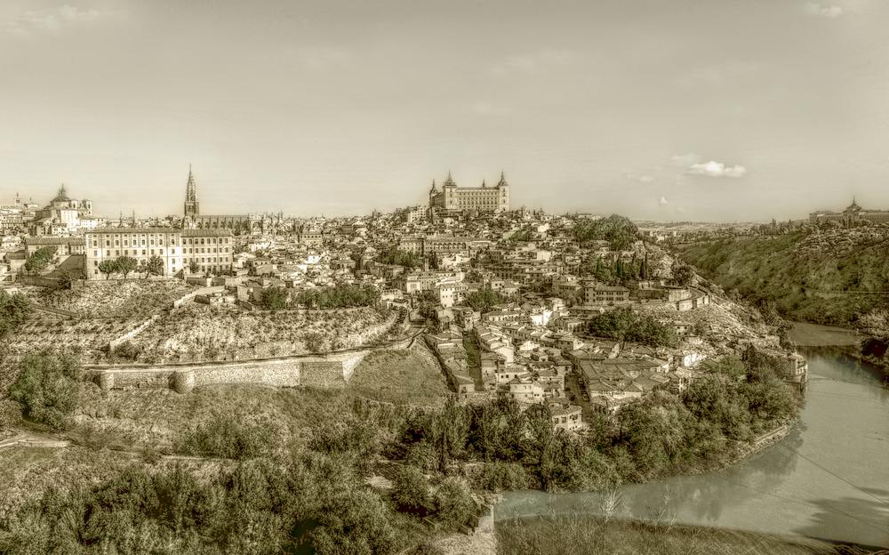 ...la primera de Toledo....