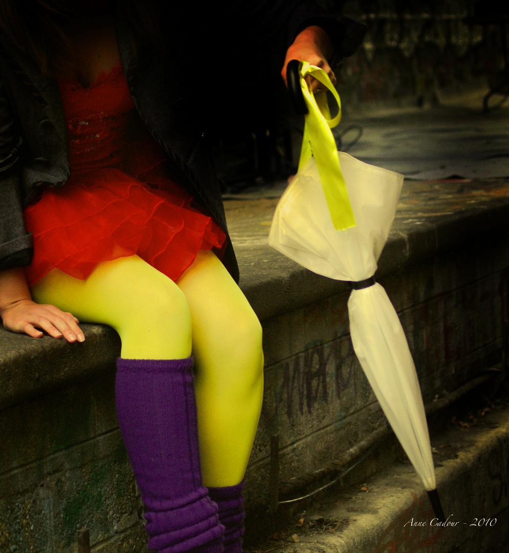 La princesse aux pieds d'argile