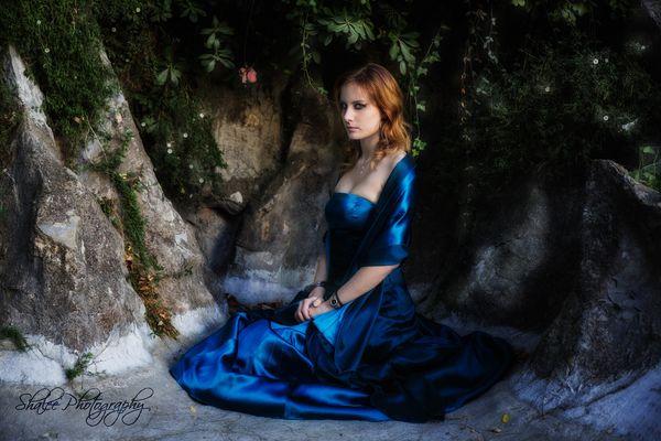 La princesse des bois...