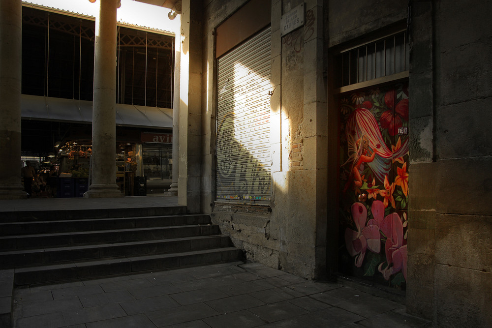 """La puerta del arte"""