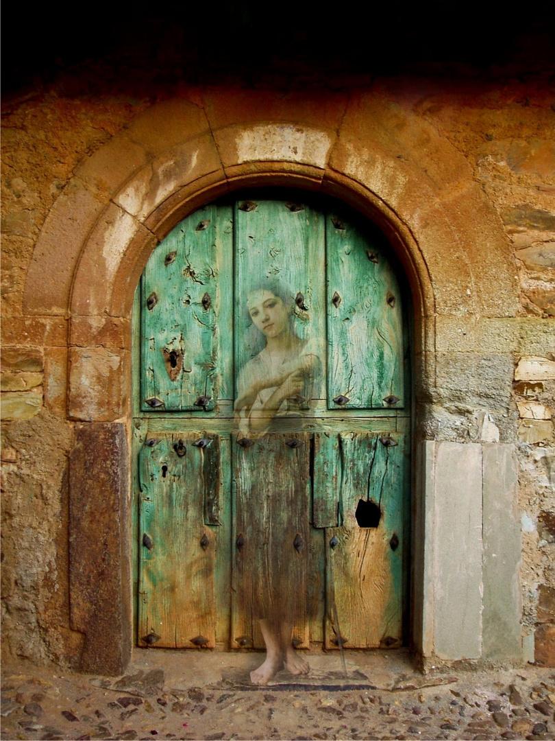 La puerta te llama