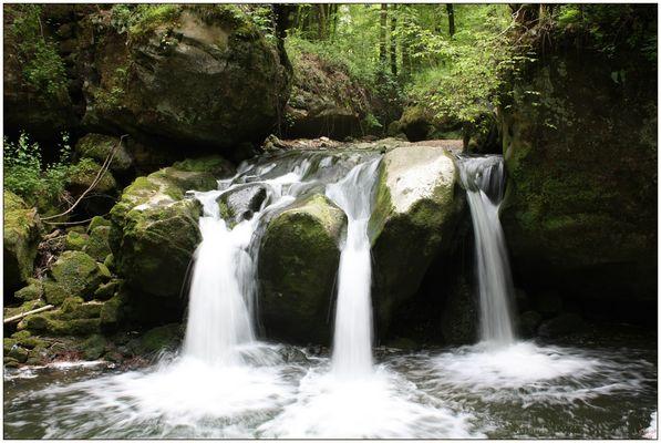 la Région Mullerthal – Petite Suisse Luxembourgeoise