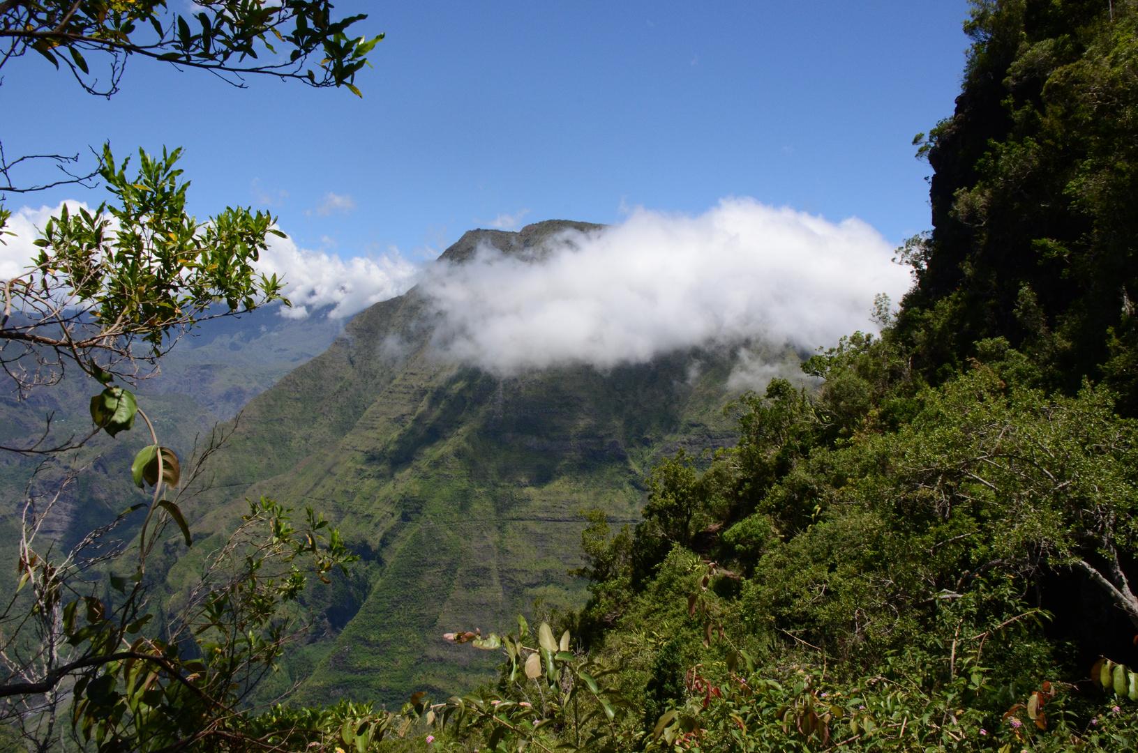 La Réunion : Blick vom Cap Noir