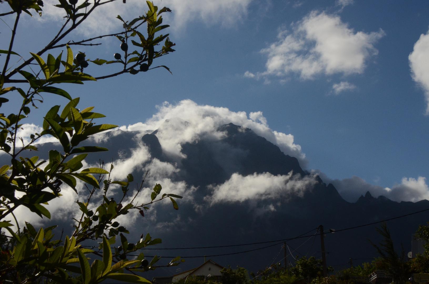 La Réunion - Der Grand Benare von Cilaos aus