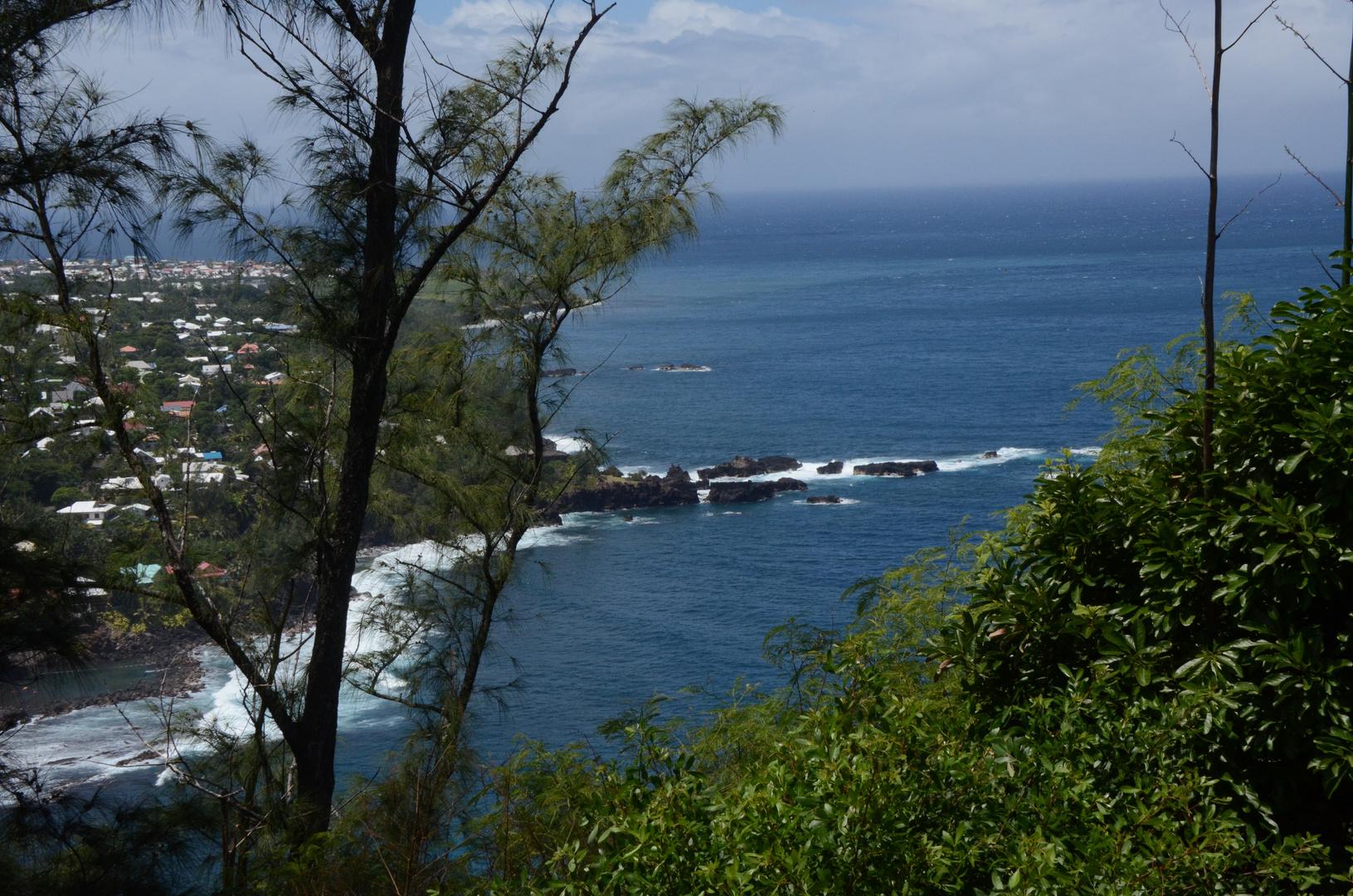 La Réunion : Grand Cap bei Manapany les Bains (Südküste)