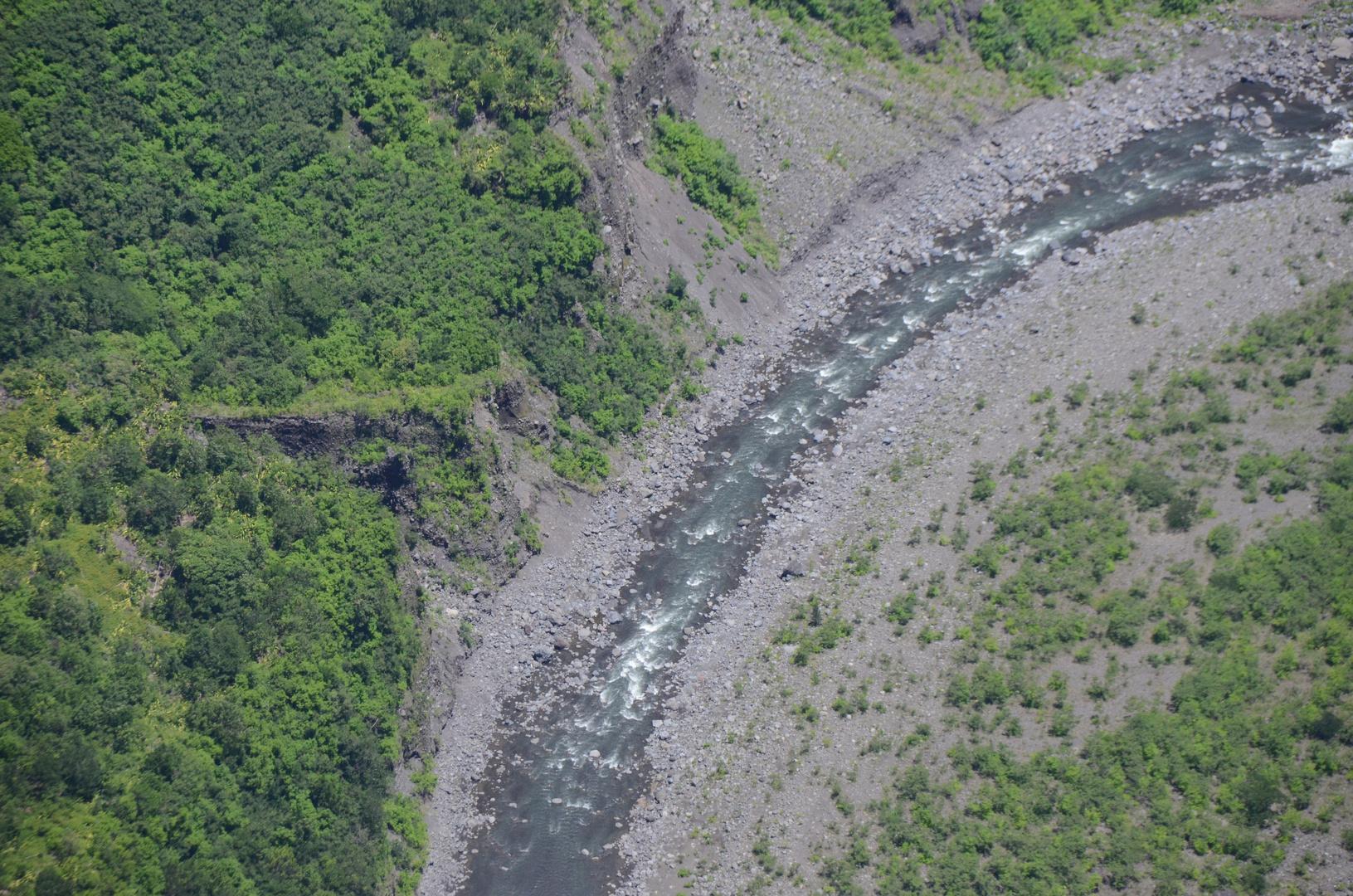 La Réunion : Vom Cap Noir hinunter zum Riviere des Galets