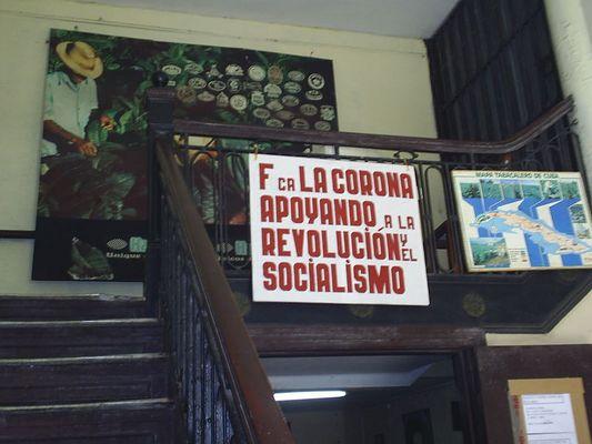 ...la REVOLUCIÓN y el SOCIALISMO