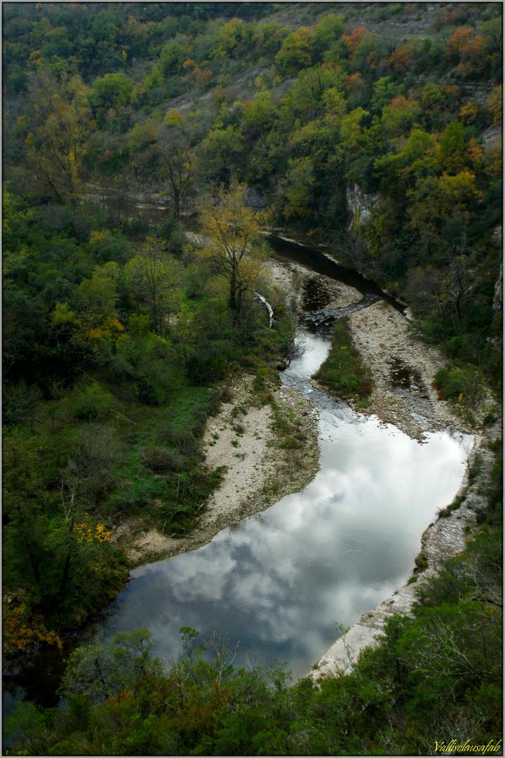 La rivière aux nuages