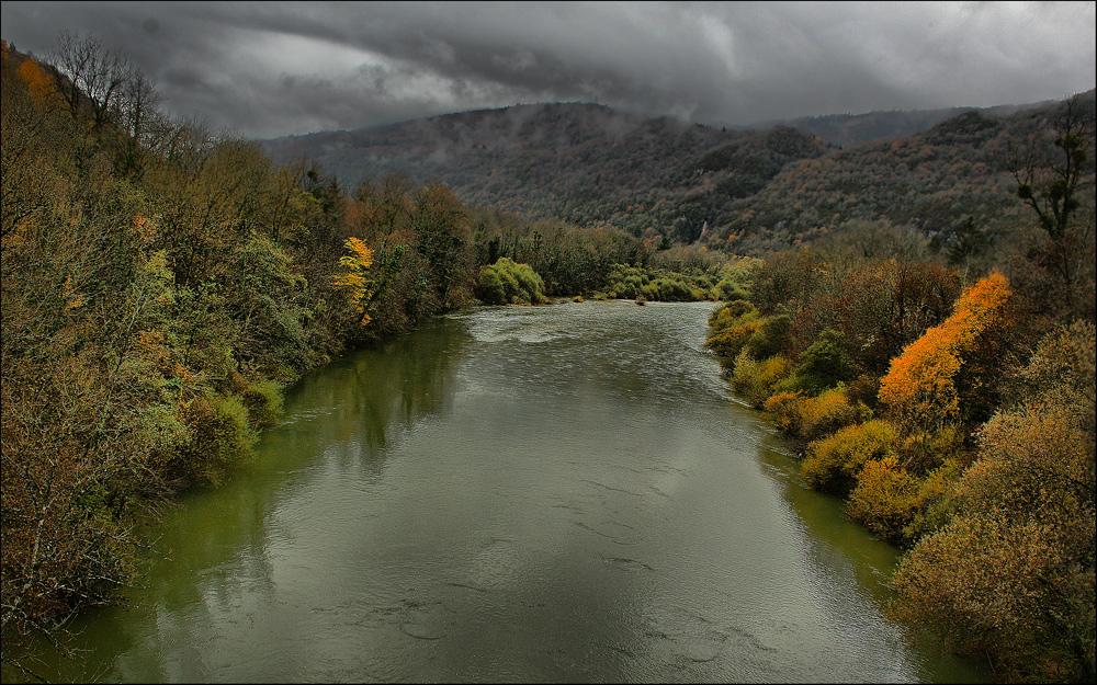La rivière de mon enfance