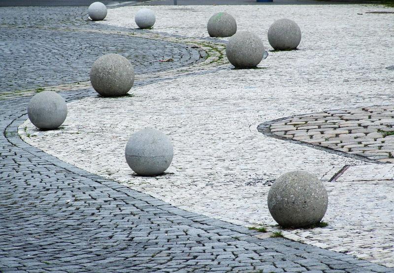 La riviere de pierres