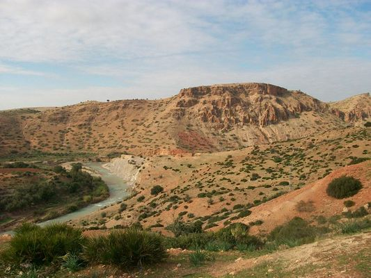 La Rivière de Sebou