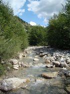 la rivière!