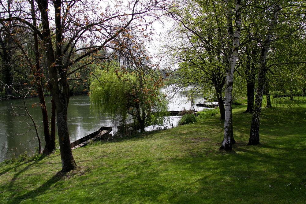 la rivière paisible!