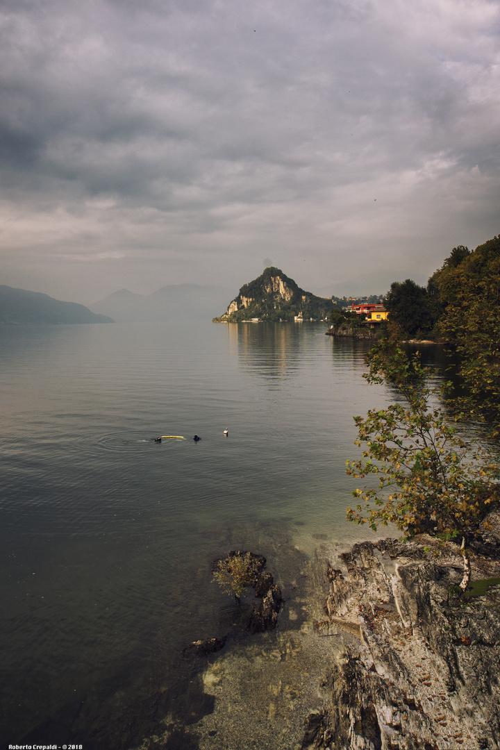 La Rocca di Caldè, località 5 arcate