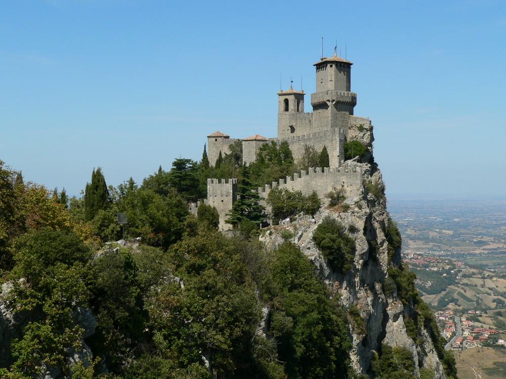 La Rocca di San Marino