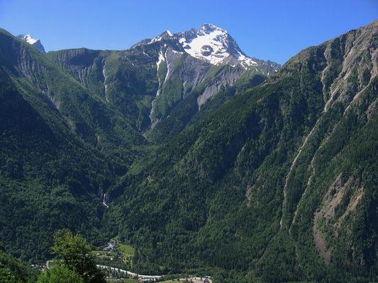 La Roche de la Muzelle (Isère)