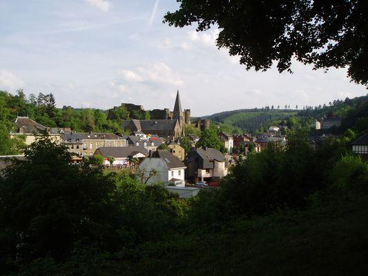 La Roche-en-Ardenne en mai