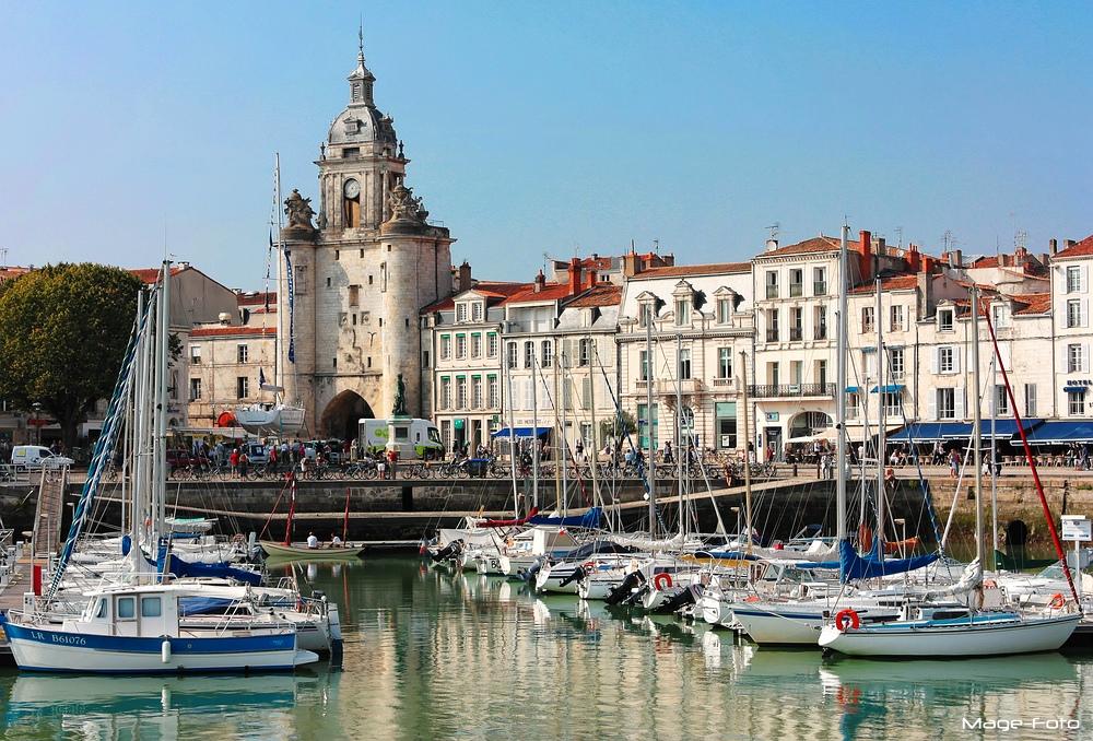 La Rochelle - Alter Hafen