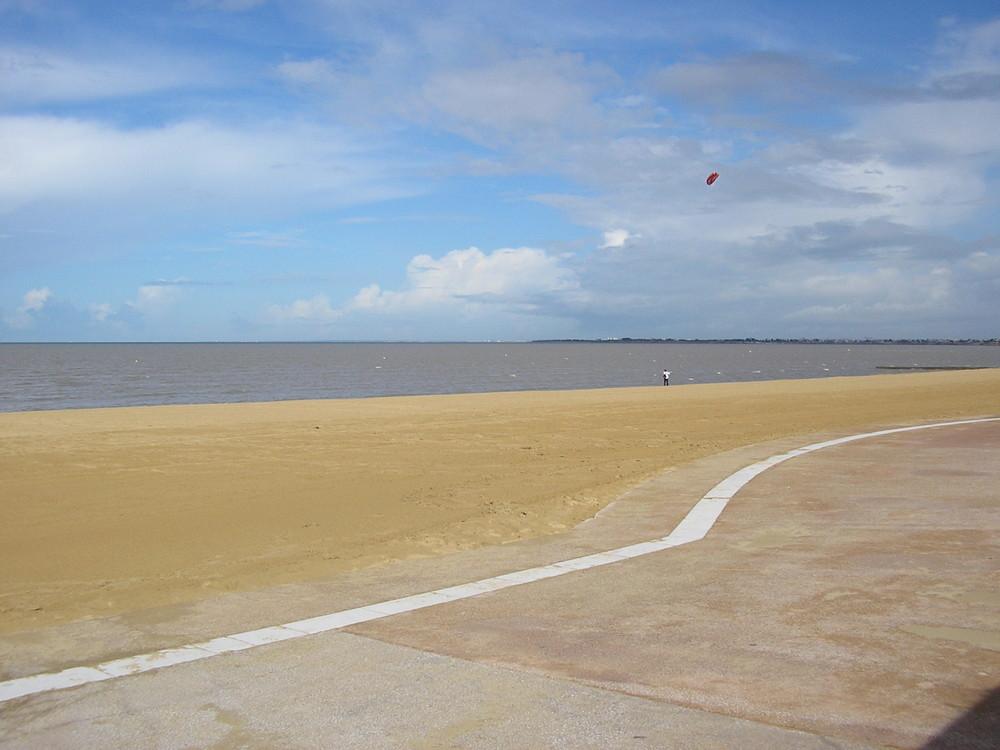 La Rochelle, depuis Châtelaillon-plage