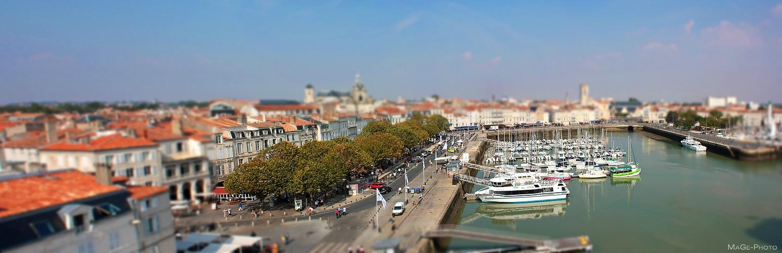 La Rochelle en miniature