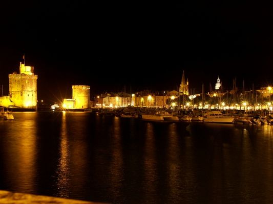 La Rochelle Hafen
