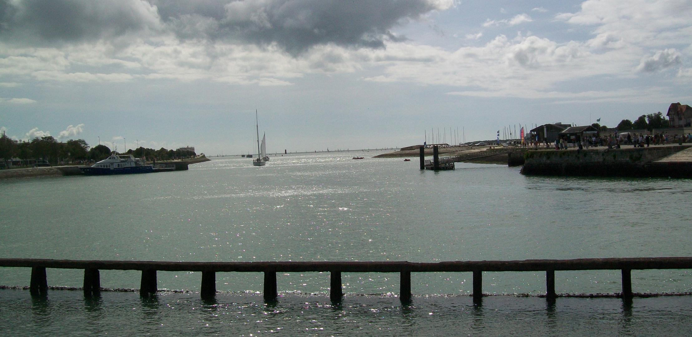 La Rochelle Jachthafen