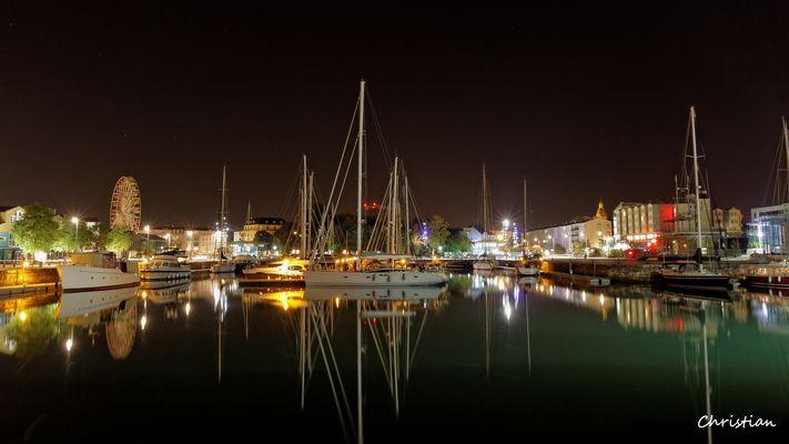 La Rochelle le bassin des chalutiers