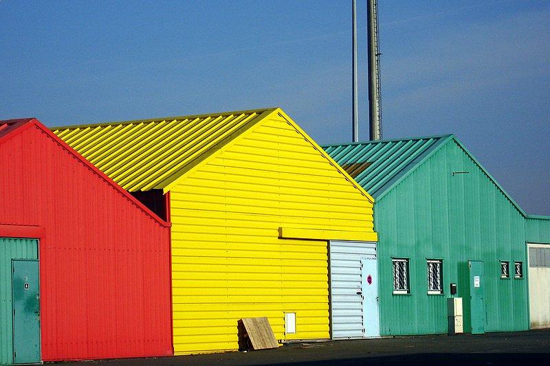 La Rochelle : le port de pêche