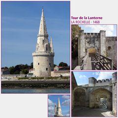La Rochelle · Tour de la Lanterne