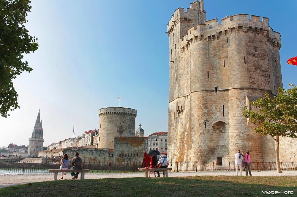 La Rochelle - Trois Tours