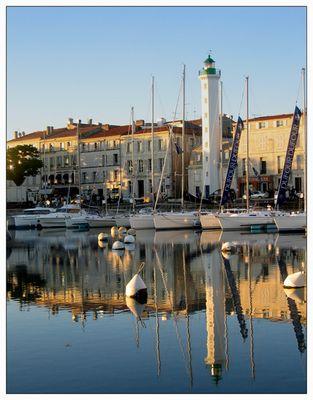 La Rochelle - une très belle ville