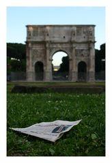 La Roma col vento in Coppa