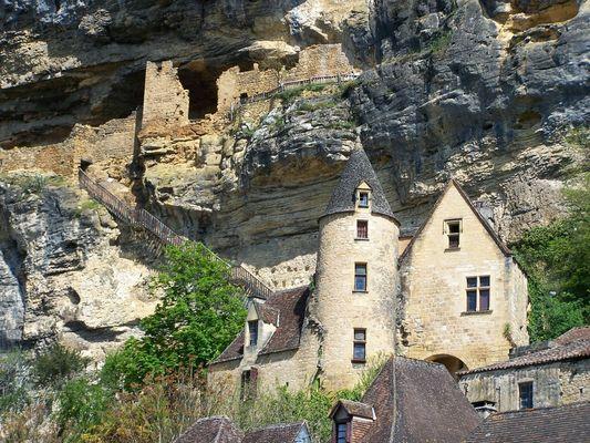 La Roque gageac (dordogne)