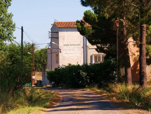 """La route des vins pour """"Montplaisir""""..."""