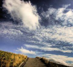 La route du ciel