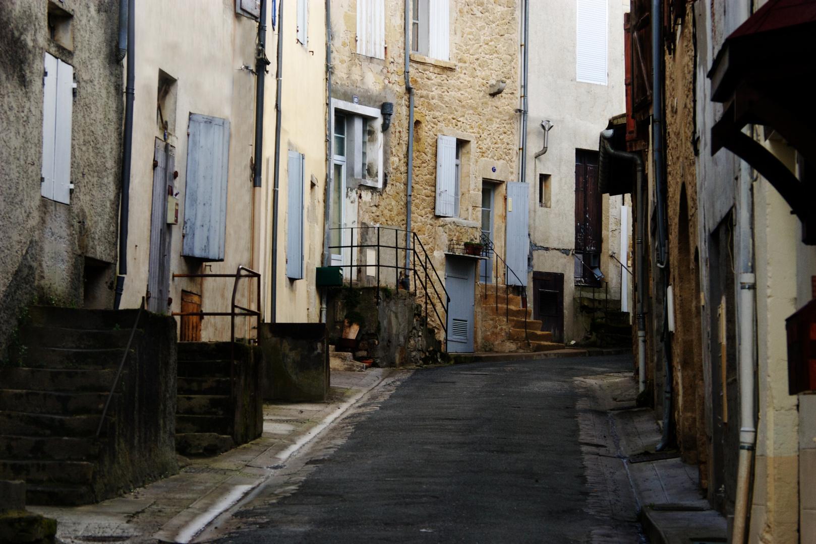 la rue ronde