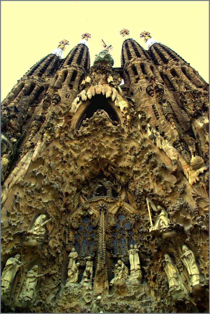 La Sagrada Família.... (aún)
