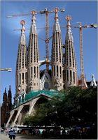 ... la Sagrada Familia ...